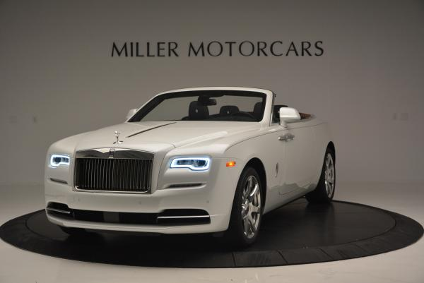New 2016 Rolls-Royce Dawn for sale Sold at Maserati of Westport in Westport CT 06880 1