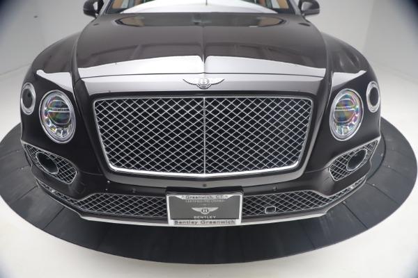 Used 2018 Bentley Bentayga W12 Signature for sale Call for price at Maserati of Westport in Westport CT 06880 13