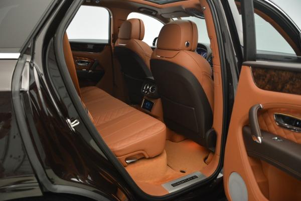 Used 2018 Bentley Bentayga W12 Signature for sale Call for price at Maserati of Westport in Westport CT 06880 16