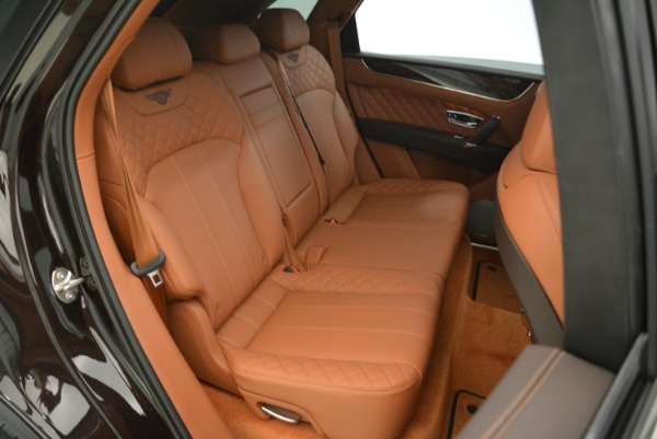 Used 2018 Bentley Bentayga W12 Signature for sale Call for price at Maserati of Westport in Westport CT 06880 17