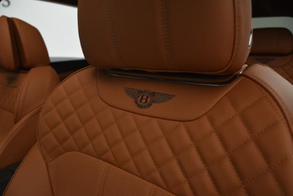 Used 2018 Bentley Bentayga W12 Signature for sale Call for price at Maserati of Westport in Westport CT 06880 22