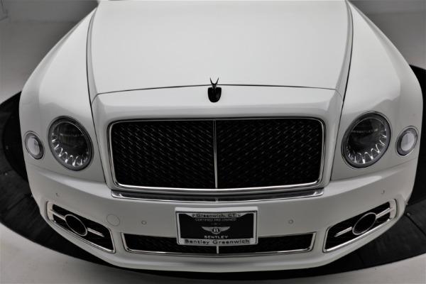Used 2018 Bentley Mulsanne Speed for sale Sold at Maserati of Westport in Westport CT 06880 12