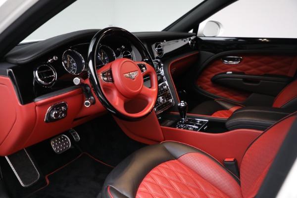 Used 2018 Bentley Mulsanne Speed for sale Sold at Maserati of Westport in Westport CT 06880 16