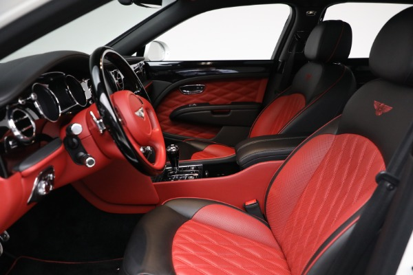 Used 2018 Bentley Mulsanne Speed for sale Sold at Maserati of Westport in Westport CT 06880 17