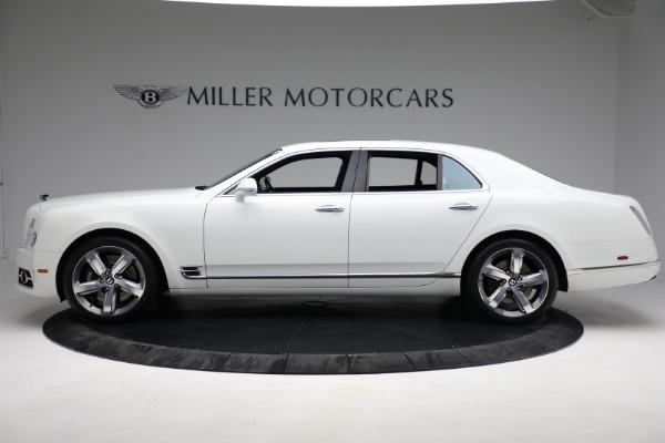 Used 2018 Bentley Mulsanne Speed for sale Sold at Maserati of Westport in Westport CT 06880 2