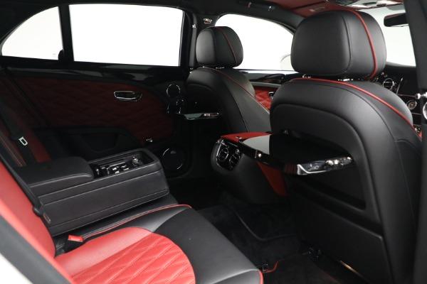 Used 2018 Bentley Mulsanne Speed for sale Sold at Maserati of Westport in Westport CT 06880 24