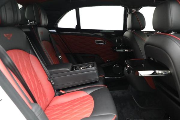 Used 2018 Bentley Mulsanne Speed for sale Sold at Maserati of Westport in Westport CT 06880 25