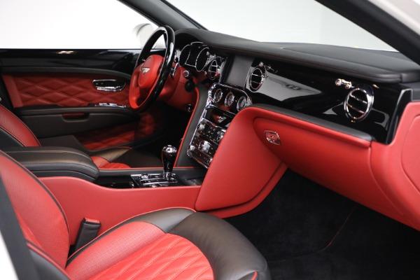 Used 2018 Bentley Mulsanne Speed for sale Sold at Maserati of Westport in Westport CT 06880 27