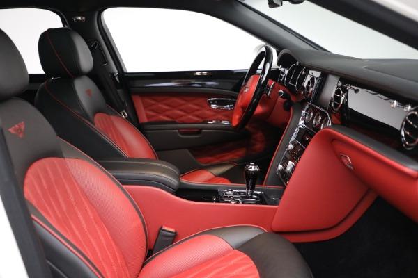 Used 2018 Bentley Mulsanne Speed for sale Sold at Maserati of Westport in Westport CT 06880 28