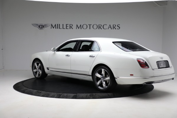 Used 2018 Bentley Mulsanne Speed for sale Sold at Maserati of Westport in Westport CT 06880 3