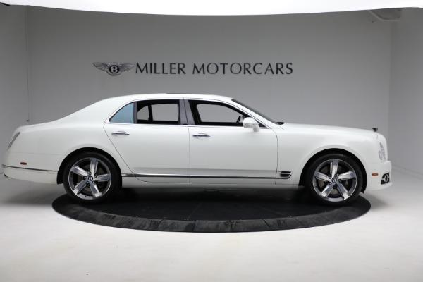 Used 2018 Bentley Mulsanne Speed for sale Sold at Maserati of Westport in Westport CT 06880 8
