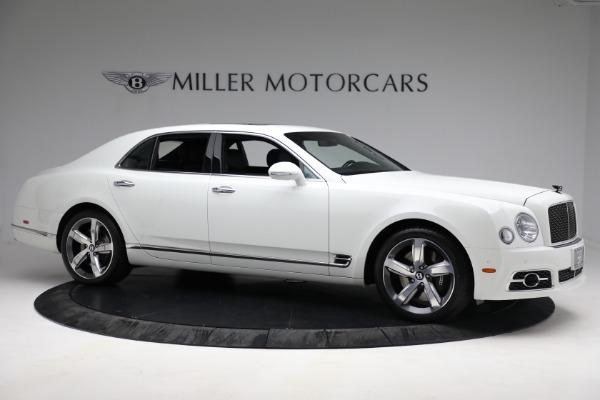 Used 2018 Bentley Mulsanne Speed for sale Sold at Maserati of Westport in Westport CT 06880 9