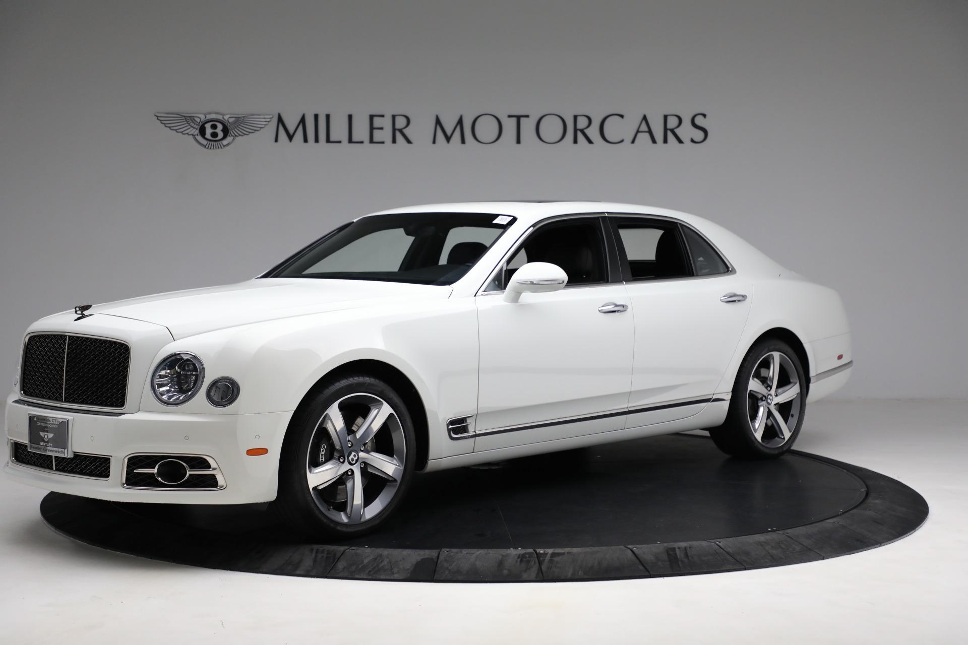 Used 2018 Bentley Mulsanne Speed for sale Sold at Maserati of Westport in Westport CT 06880 1