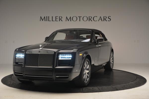New 2016 Rolls-Royce Phantom Drophead Coupe Bespoke for sale Sold at Maserati of Westport in Westport CT 06880 12