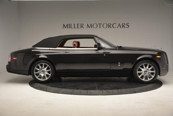 New 2016 Rolls-Royce Phantom Drophead Coupe Bespoke for sale Sold at Maserati of Westport in Westport CT 06880 19
