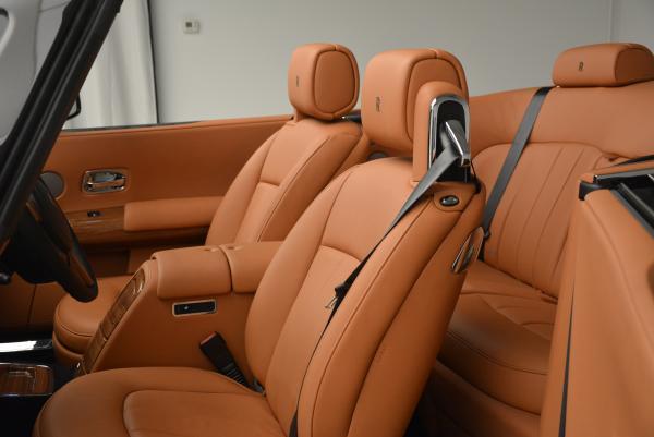 New 2016 Rolls-Royce Phantom Drophead Coupe Bespoke for sale Sold at Maserati of Westport in Westport CT 06880 27