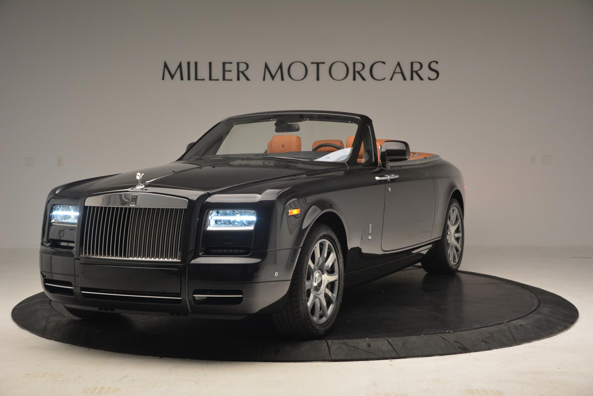 New 2016 Rolls-Royce Phantom Drophead Coupe Bespoke for sale Sold at Maserati of Westport in Westport CT 06880 1