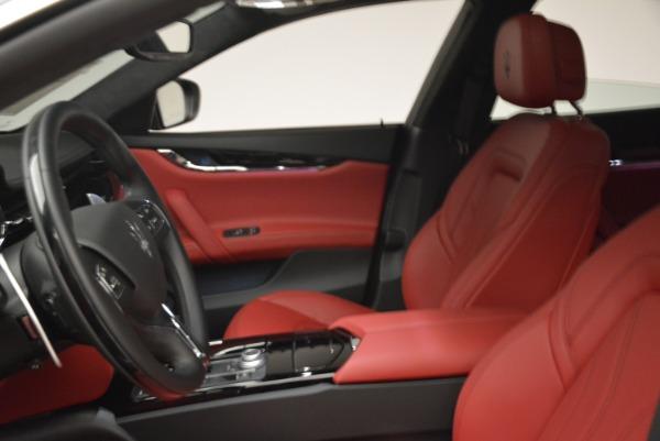 New 2018 Maserati Quattroporte S Q4 GranLusso for sale Sold at Maserati of Westport in Westport CT 06880 15