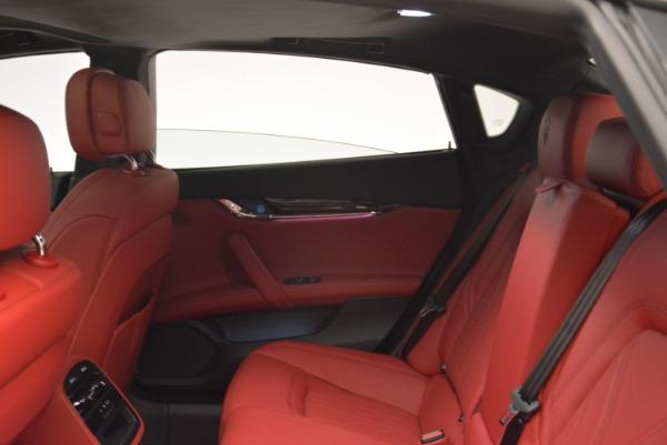 New 2018 Maserati Quattroporte S Q4 GranLusso for sale Sold at Maserati of Westport in Westport CT 06880 21