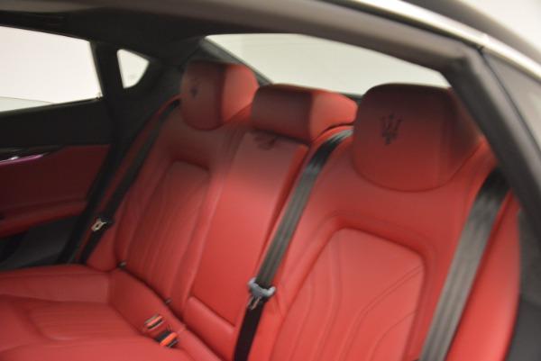 New 2018 Maserati Quattroporte S Q4 GranLusso for sale Sold at Maserati of Westport in Westport CT 06880 22