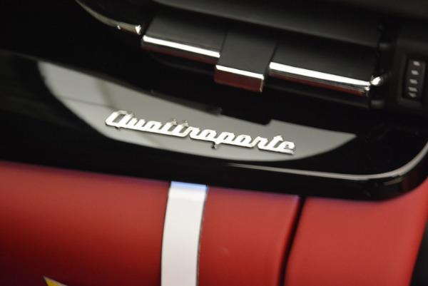 New 2018 Maserati Quattroporte S Q4 GranLusso for sale Sold at Maserati of Westport in Westport CT 06880 26
