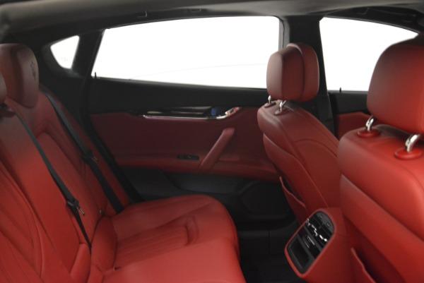 New 2018 Maserati Quattroporte S Q4 GranLusso for sale Sold at Maserati of Westport in Westport CT 06880 28