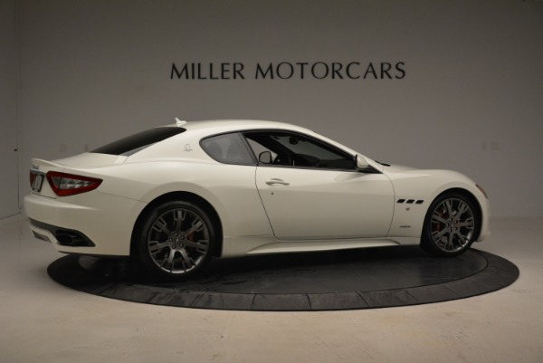 Used 2016 Maserati GranTurismo Sport for sale $61,900 at Maserati of Westport in Westport CT 06880 10