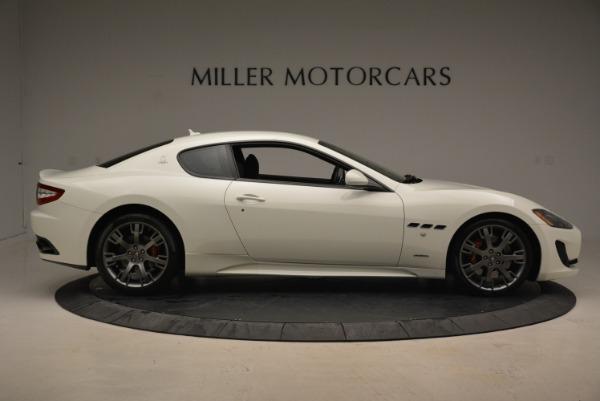 Used 2016 Maserati GranTurismo Sport for sale $61,900 at Maserati of Westport in Westport CT 06880 11