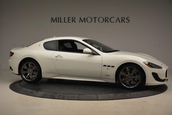 Used 2016 Maserati GranTurismo Sport for sale $61,900 at Maserati of Westport in Westport CT 06880 12