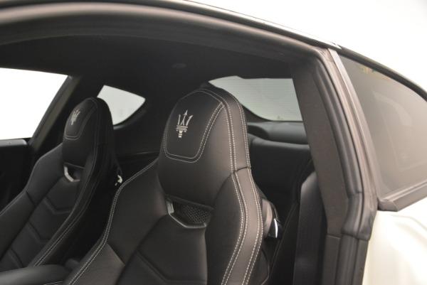 Used 2016 Maserati GranTurismo Sport for sale $61,900 at Maserati of Westport in Westport CT 06880 17