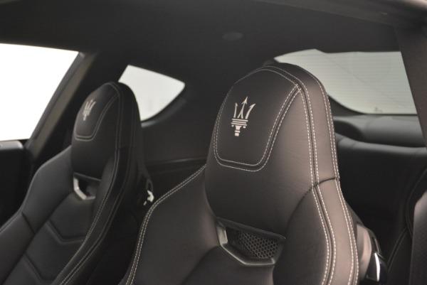Used 2016 Maserati GranTurismo Sport for sale $61,900 at Maserati of Westport in Westport CT 06880 18