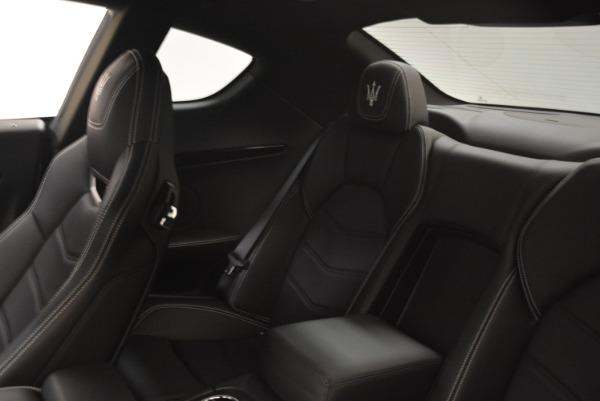 Used 2016 Maserati GranTurismo Sport for sale $61,900 at Maserati of Westport in Westport CT 06880 22