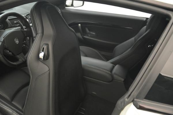 Used 2016 Maserati GranTurismo Sport for sale $61,900 at Maserati of Westport in Westport CT 06880 23