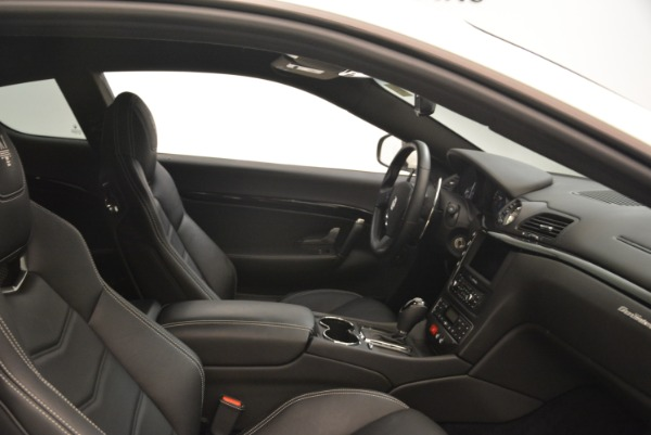 Used 2016 Maserati GranTurismo Sport for sale $61,900 at Maserati of Westport in Westport CT 06880 24