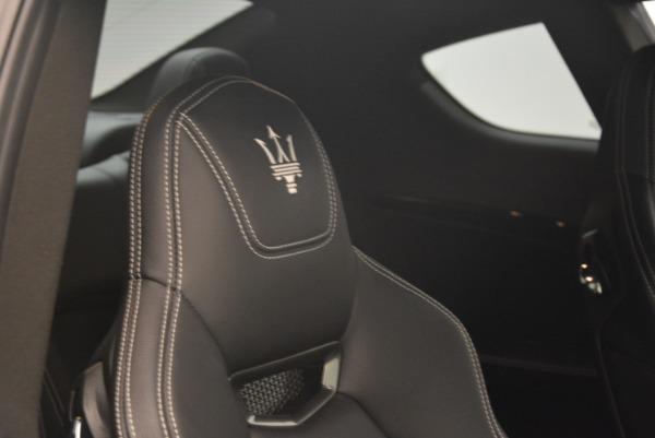 Used 2016 Maserati GranTurismo Sport for sale $61,900 at Maserati of Westport in Westport CT 06880 27