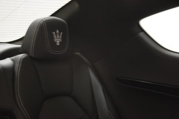 Used 2016 Maserati GranTurismo Sport for sale $61,900 at Maserati of Westport in Westport CT 06880 28