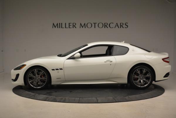 Used 2016 Maserati GranTurismo Sport for sale $61,900 at Maserati of Westport in Westport CT 06880 3