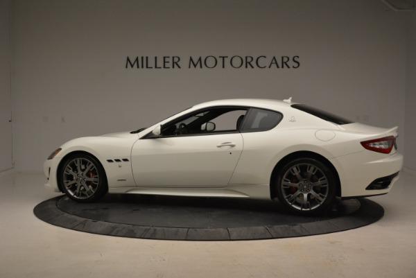 Used 2016 Maserati GranTurismo Sport for sale $61,900 at Maserati of Westport in Westport CT 06880 4