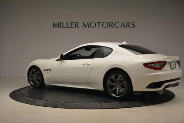 Used 2016 Maserati GranTurismo Sport for sale $61,900 at Maserati of Westport in Westport CT 06880 5