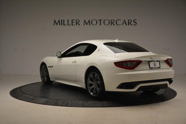 Used 2016 Maserati GranTurismo Sport for sale $61,900 at Maserati of Westport in Westport CT 06880 6