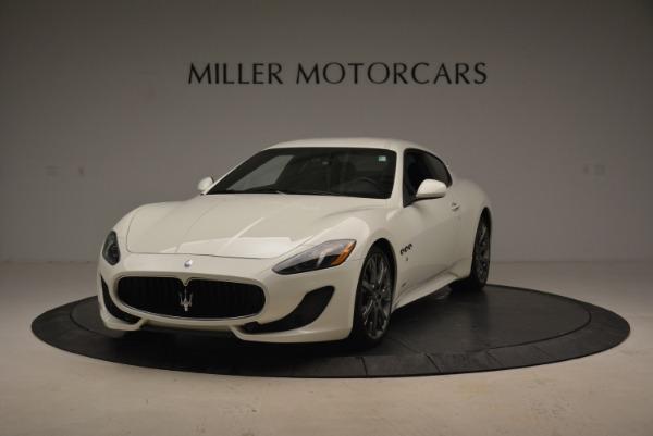 2016 Maserati GranTurismo