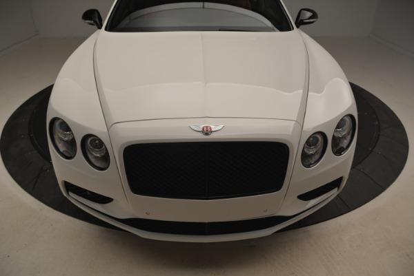 New 2018 Bentley Flying Spur V8 S Black Edition for sale Sold at Maserati of Westport in Westport CT 06880 13