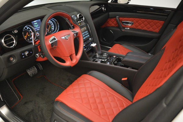 New 2018 Bentley Flying Spur V8 S Black Edition for sale Sold at Maserati of Westport in Westport CT 06880 18