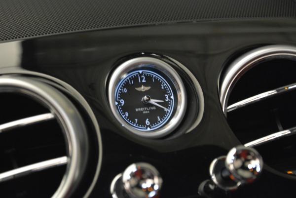 New 2018 Bentley Flying Spur V8 S Black Edition for sale Sold at Maserati of Westport in Westport CT 06880 21