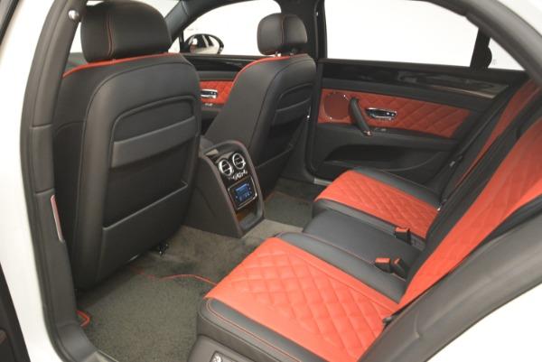 New 2018 Bentley Flying Spur V8 S Black Edition for sale Sold at Maserati of Westport in Westport CT 06880 22