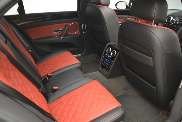 New 2018 Bentley Flying Spur V8 S Black Edition for sale Sold at Maserati of Westport in Westport CT 06880 24