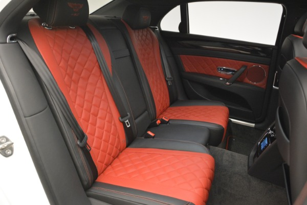 New 2018 Bentley Flying Spur V8 S Black Edition for sale Sold at Maserati of Westport in Westport CT 06880 25
