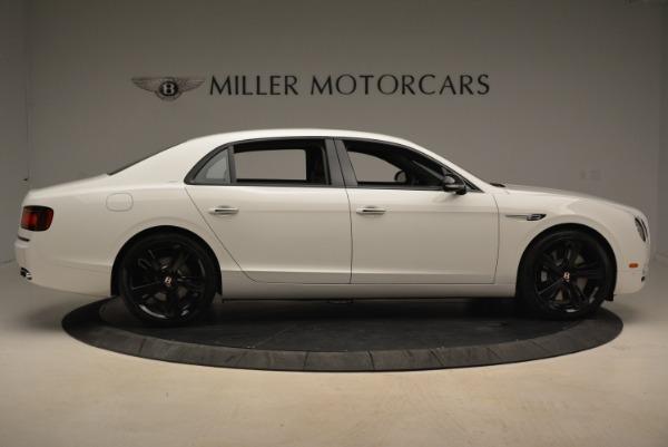 New 2018 Bentley Flying Spur V8 S Black Edition for sale Sold at Maserati of Westport in Westport CT 06880 9