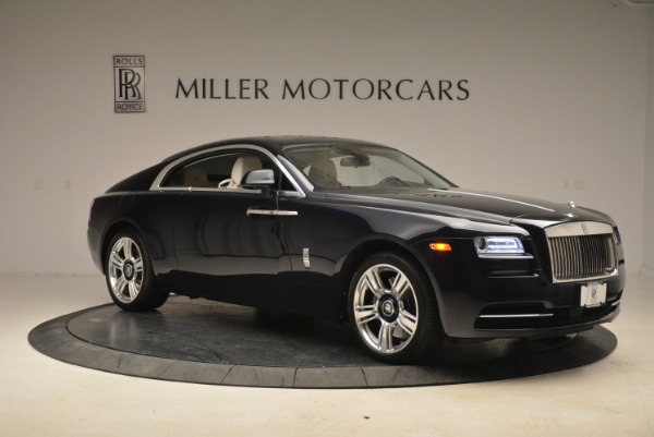 Used 2015 Rolls-Royce Wraith for sale Sold at Maserati of Westport in Westport CT 06880 11