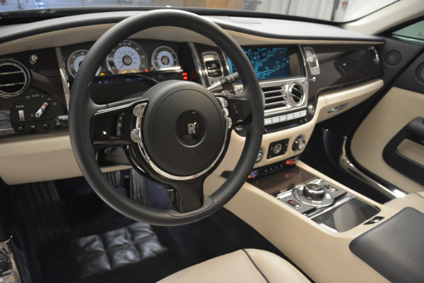 Used 2015 Rolls-Royce Wraith for sale Sold at Maserati of Westport in Westport CT 06880 16